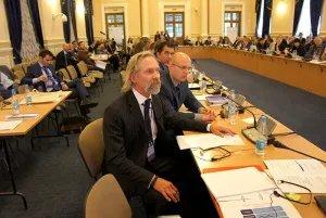 Представители Секретариата Совета МПА СНГ приняли участие в работе Международной конференции «Мартенсовские чтения»