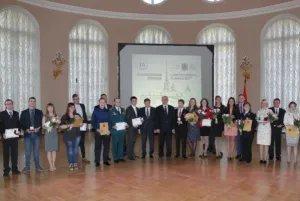 В Таврическом дворце вручили Молодежную премию Санкт-Петербурга 2017 года