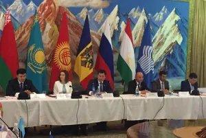 В Чолпон-Ате проходит девятая сессия Молодежной межпарламентской ассамблеи государств — участников СНГ