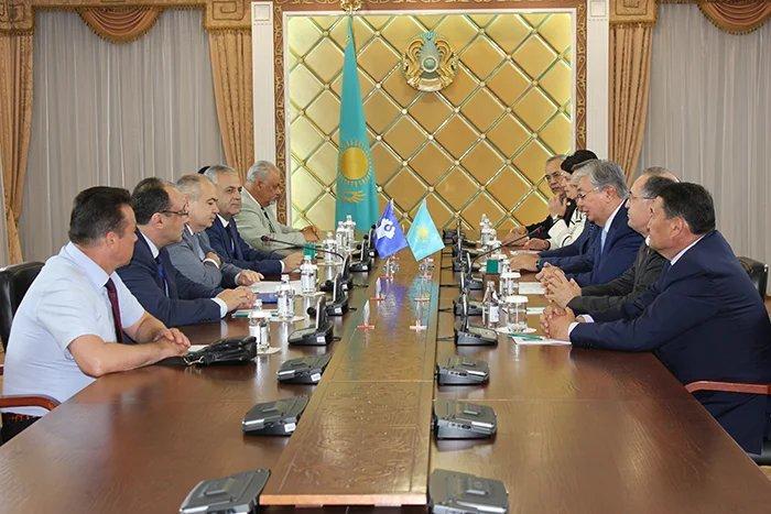 В Астане продолжается наблюдение за выборами депутатов Сената Парламента Республики Казахстан