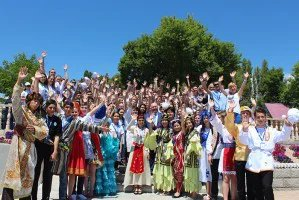 Юбилейный международный культурно-образовательный форум «Дети Содружества» завершил свою работу