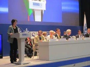 В Минске завершилась 26-я ежегодная сессия Парламентской ассамблеи ОБСЕ