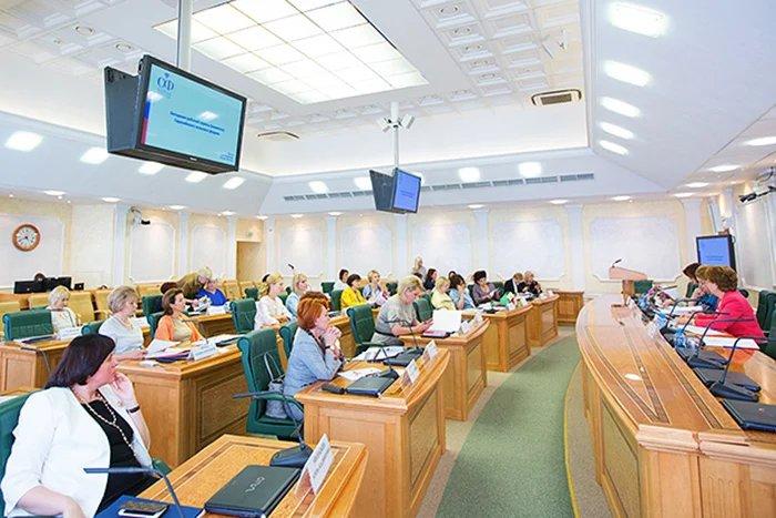В Москве прошло заседание рабочей группы Евразийского женского форума