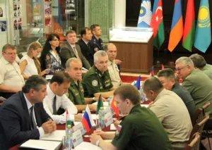 Эксперты обсудили вопрос о подготовке к заседанию Совета министров обороны государств СНГ