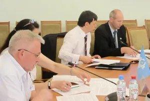 Эксперты Содружества продолжают работу над проектом соглашения о свободной торговле услугами