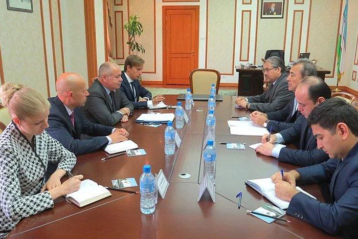 Перспективы межпарламентского сотрудничества обсудили в Республике Узбекистан
