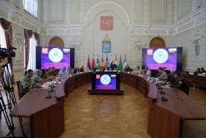 Состоялось 47-е заседание Координационного Комитета по вопросам противовоздушной обороны при Совете министров обороны государств — участников СНГ