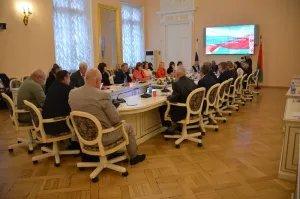 В Таврическом дворце обсудили межнациональное взаимодействие Санкт-Петербурга и Республики Беларусь
