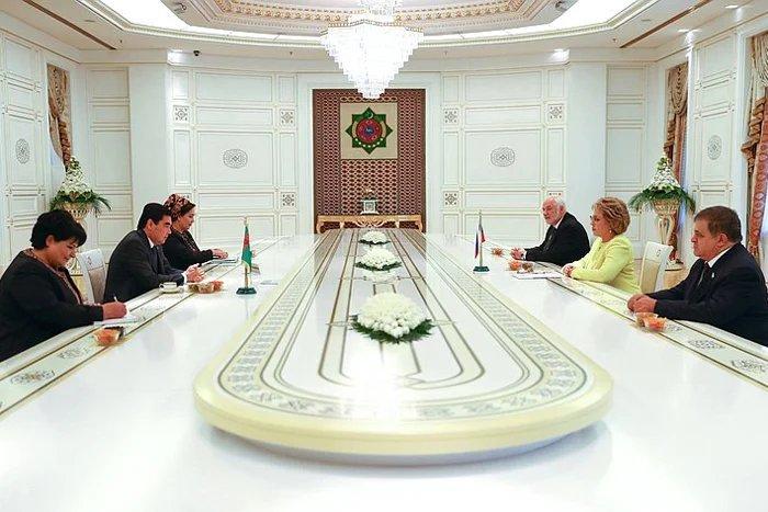 Валентина Матвиенко: «Роль и значение межпарламентских связей в развитии межгосударственных отношений заметно возрастает»