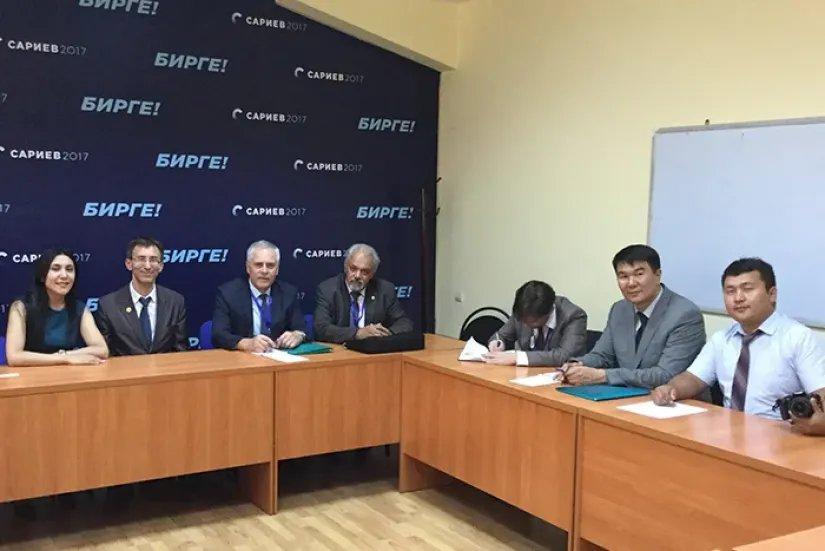 Наблюдатели от МПА СНГ начали долгосрочный мониторинг выборов Президента Кыргызской Республики