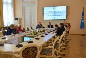 В Таврическом дворце состоялось заседание Экспертного совета при Постоянной комиссии МПА СНГ по правовым вопросам