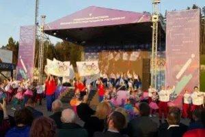 Фестиваль школьного спорта государств — участников СНГ стартовал в Ленинградской области