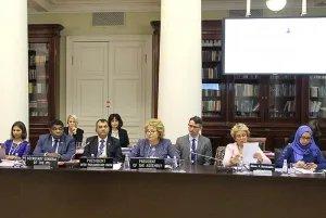 В. Матвиенко: 137-я Ассамблея МПС внесет весомый вклад в развитие глобального межпарламентского диалога
