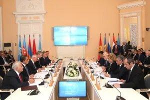 Заседание Совета МПА СНГ прошло в Таврическом дворце