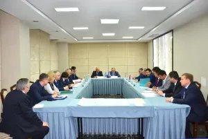 Наблюдатели от МПА СНГ приступили к краткосрочному мониторингу выборов Президента Кыргызской Республики