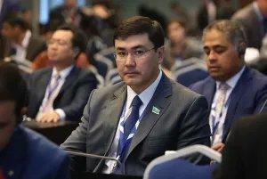 Бахтияр Макен избран членом Совета Форума молодых парламентариев МПС