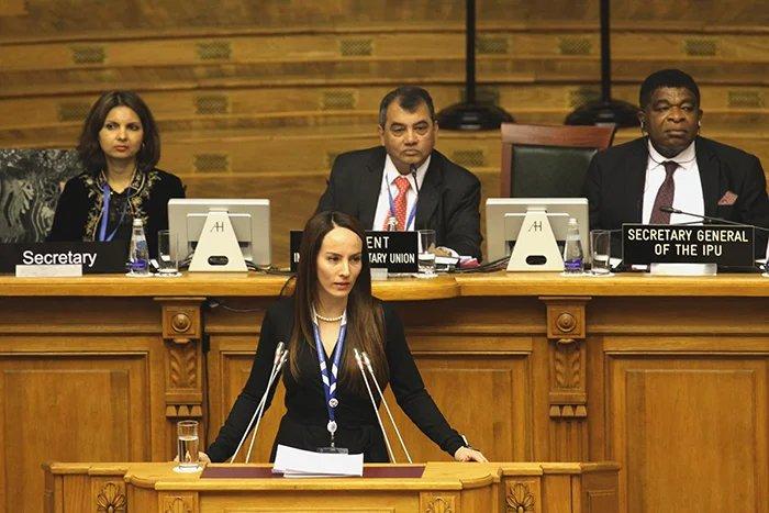 Избран новый председатель Межпарламентского союза