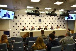 Итоги президентских выборов в Кыргызской Республике обсудили в Санкт-Петербурге