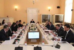 В штаб-квартире МПА СНГ состоялось заседание Постоянной комиссии по изучению опыта государственного строительства и местного самоуправления