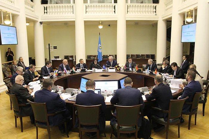 В Санкт-Петербурге прошло заседание Постоянной комиссии МПА СНГ по экономике и финансам