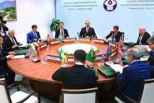 В Ташкенте состоялось очередное заседание Совета глав правительств СНГ