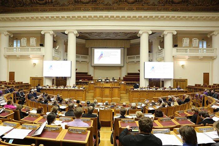 В Таврическом дворце прошла международная научная конференция «Традиционные религии в контексте общенационального единства»