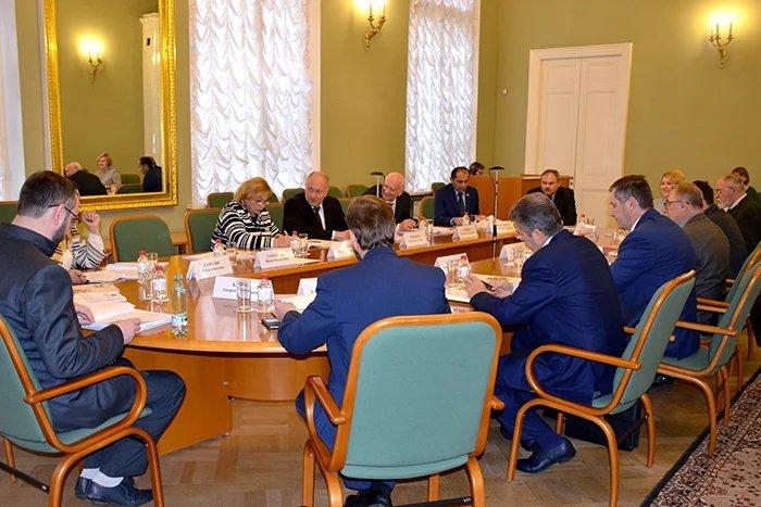 Сохранение культурного наследия стран Содружества обсудили в Таврическом дворце