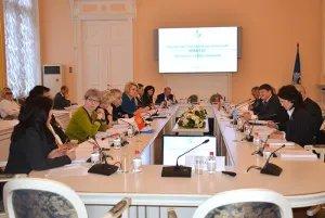 О науке и образовании в странах Содружества говорили в штаб-квартире МПА СНГ