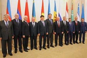 Концепция председательства Республики Таджикистан в СНГ в 2018 году была представлена на заседании Совета постпредов государств СНГ