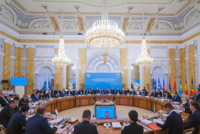 В Санкт-Петербурге проходит 27-е заседание Координационного совета генеральных прокуроров государств — участников СНГ