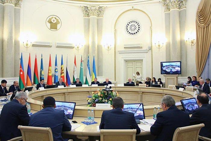 В Минске состоялось последнее в 2017 году заседание Совета постпредов
