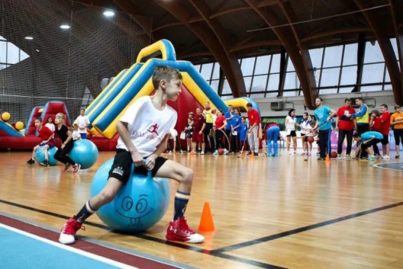 В Год семьи в СНГ стартовал первый фестиваль спорта среди семейных команд стран Содружества