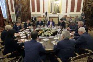 Представители Секретариата Совета МПА СНГ и Секретариата ПА ОДКБ встретились с Вячеславом Макаровым
