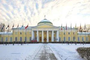 Таврический дворец в проекте «Петербурговедение» на телеканале «78»