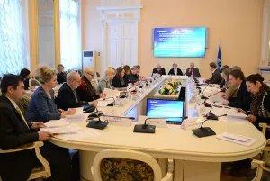 В Таврическом дворце обсудили проекты документов, регулирующих отношения в сфере туризма