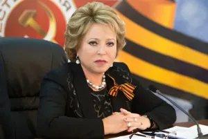 Валентина Матвиенко: «Мы никогда не забудем тех, кто отстоял любимый Ленинград»