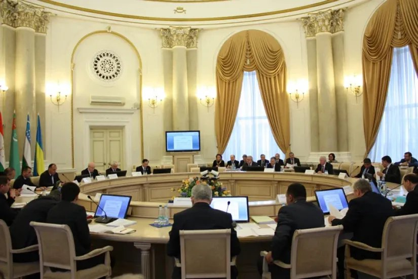 Первое в текущем году заседание Совета постпредов государств СНГ прошло в Минске
