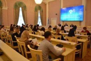 Сергей Антуфьев встретился со студентами Санкт-Петербургского государственного экономического университета