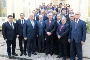 Представители консульских миссий, аккредитованных в Санкт-Петербурге, посетили штаб-квартиру МПА СНГ