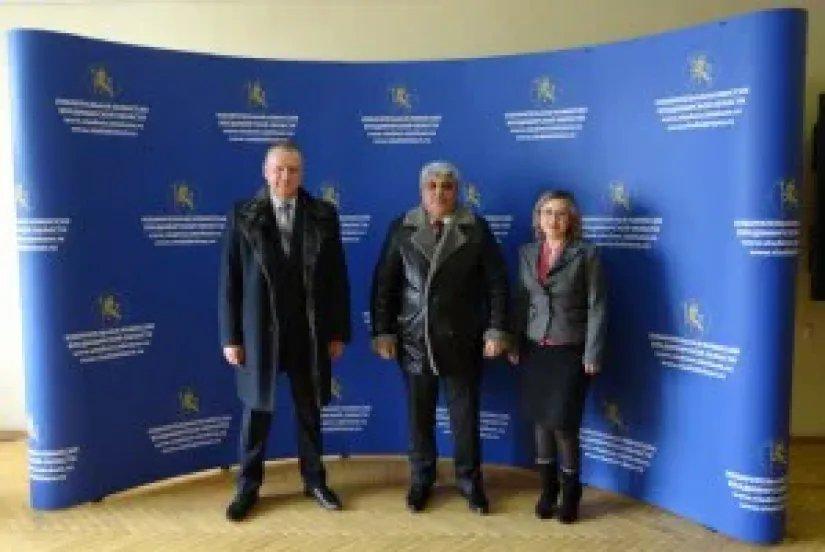 Директор Бакинского филиала МИМРД МПА СНГ совершил поездку в центральные регионы Российской Федерации