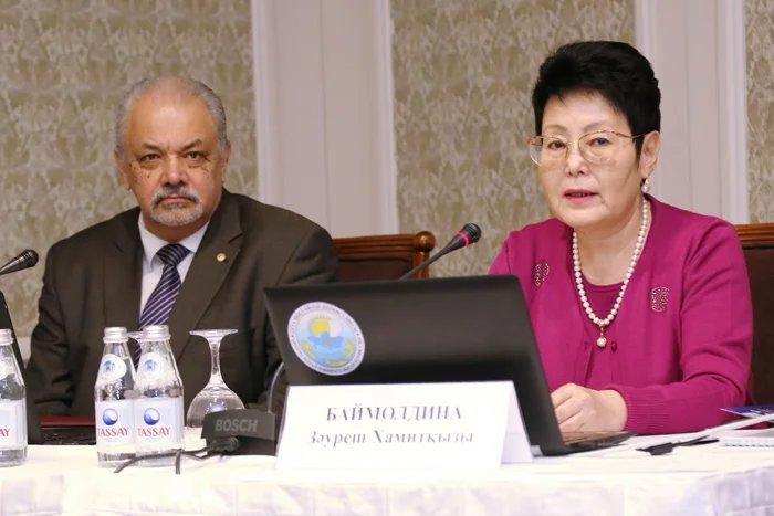 В Астане прошел совместный семинар ЦИК Республики Казахстан и МИМРД МПА СНГ