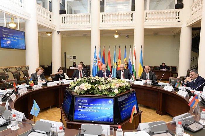 Парламентарии стран Содружества обсудили вопросы культуры, туризма и спорта