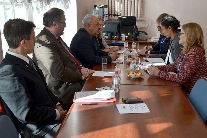 Эксперты МИМРД МПА СНГ и БДИПЧ ОБСЕ обсудили деятельность по организации долгосрочного наблюдения за проведением выборов