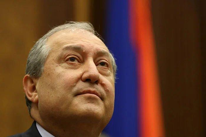 Армен Саркисян избран Президентом Республики Армения