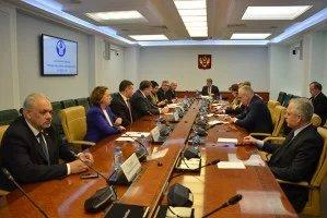 Наблюдатели от МПА СНГ провели в Москве ряд встреч в ходе краткосрочного мониторинга выборов Президента Российской Федерации