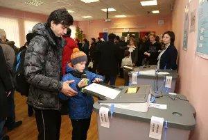Наблюдатели от МПА СНГ проводят мониторинг голосования на выборах Президента Российской Федерации