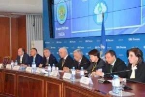 В Москве прошла итоговая пресс-конференция Миссии наблюдателей от СНГ