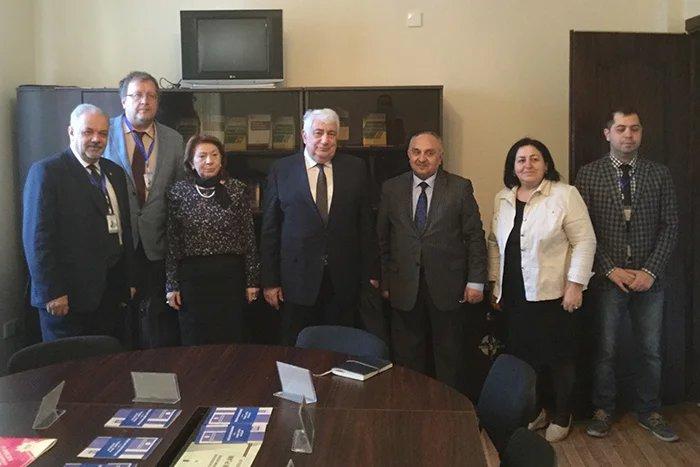 Наблюдатели от МПА СНГ находятся с рабочим визитом в Азербайджанской Республике