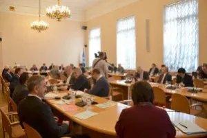 Юбилейное заседание Экспертного совета по здравоохранению при МПА СНГ прошло в Таврическом дворце