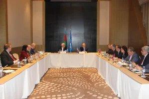Международные наблюдатели от МПА СНГ подвели итоги своей работы в день голосования по выборах Президента Азербайджанской Республики